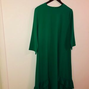 Dresses & Skirts - Evening wear dress, midi length,Size XL